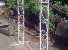 Кованая арка 1